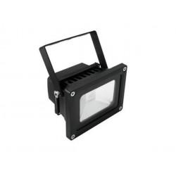 Venkovní LED reflektor Eurolite LED IP FL-10 COB UV, 120, IP54, černá