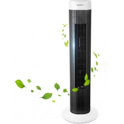 Věžový ventilátor Aigostar Ben 330100JTS, 45 W