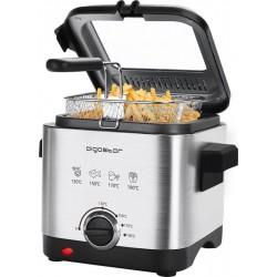 Fritéza Aigostar Deep Fryer 300004IZD, 1,5l - 900W, nerez