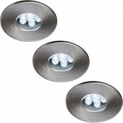 Nástěnné svítidlo MASSIVE PHILIPS / 59023 / Stříbrná / 12 V /Zánovní