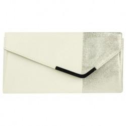 Bílé psaníčko s flitry