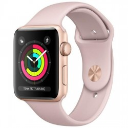 Chystré hodinky Apple Watch series 3, Rose Gold
