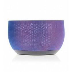 Základna z barevné tkaniny pro Google Home, fialová