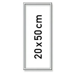 Hliníkový rámeček Schipper 605260767 - 20x50cm , stříbrná