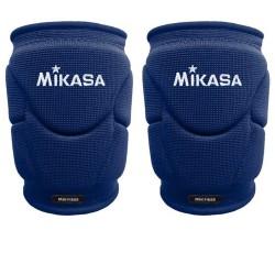 Dětské volejbalové chrániče na kolena Mikasa Mt9 Kinpy (Junior) - tmavě modrá