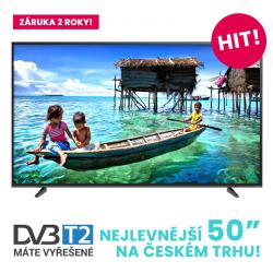 Televizor VoV Full HD Smart LED VLED50-82T2FHDSM