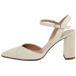 Dámské sandály Paola Ferri 4432, vel.38 - béžová