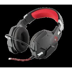 Herní sluchátka s mikrofonem Trust GXT 322 - černá
