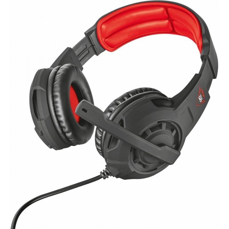 Herní sluchátka s mikrofonem Trust GXT 310 Radius - černá Trust