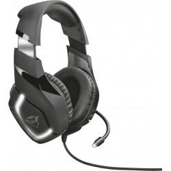 Herní sluchátka Trust GXT380 DOXX - černá