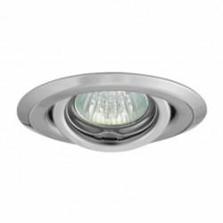 Pohyblivé bodové svítidlo Brilux HR-4909-02, 35W - stříbrná