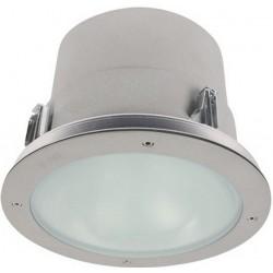 Stropní svítidlo ELGO EPOS 22P, 2x18W - šedá