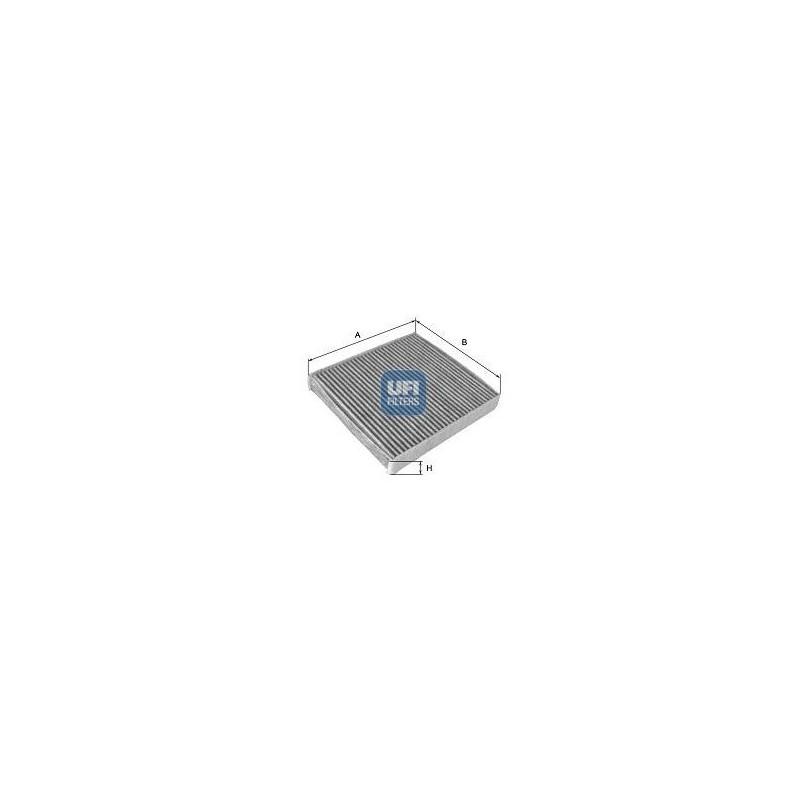 Vzduchový filtr s aktivním uhlím Ufi 54.248.00 Ostatní