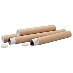 Kartonová poštovní tuba LSM 220371, 450x75 mm