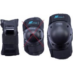 Sada chráničů K2 Prime M - černá