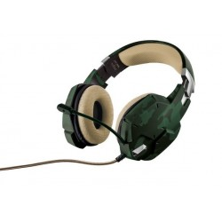 Trust GXT 322C Gaming Headset Green