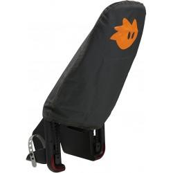 Pláštěnka na dětskou cyklosedačku Thule Yepp Maxi, černá