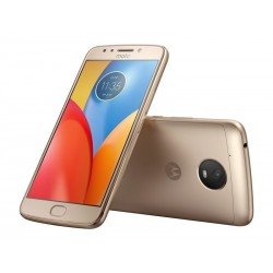 Mobilní telefon Moto E4 Plus XT1771, 16GB, Dual SIM, zlatá