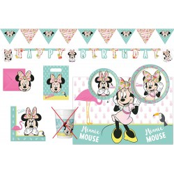 Party set Procos Minnie Mouse 10118242