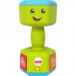 Interaktivní hračka Fisher Price GRF33 - činka