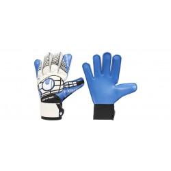 Brankářské rukavice Uhlsport Eliminator Starter Soft vel. 10 - 100018301, modrobílá