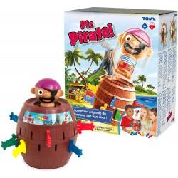 Společenská hra TOMY - Vyskoč piráte!