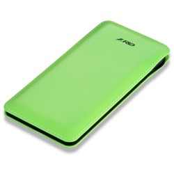 Powerbanka Fenda F&D sliceT2, 8000 mAh, zelená