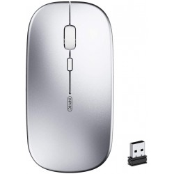 Bezdrátová myš Inphic PM-1, bílá