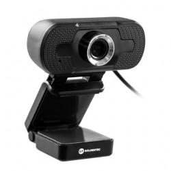Webkamera Goldentec Full HD 1080p, černá