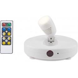 Otočná LED svítilna Honwell H-624IR s dálkovým ovladačem - teplá bílá