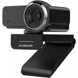 Webkamera Ausdom AW635, Full HD 1080p, černá