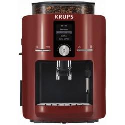 Espresso kávovar Krups EA 8255, červená
