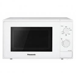 Mikrovlnná trouba s funkcí grilu Panasonic NN-K10JWM, 800 W, bílá