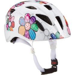 Dětská cyklistická helma Alpina Ximo flash (A9710) - 47-51 cm, bílá