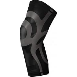 Kompresní kolenní bandáž Bodyvine, XL, unisex, černá