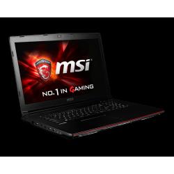 Notebook MSI GP72 6QF-458XCZ Leopard Pro, Intel i5 2.3GHz, 8GB RAM, 1TB HDD, Windows 10