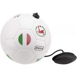 Dětský tréninkový míč Juggle Pro Italia, bílá