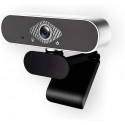 Webkamera Yolily  Full HD 1080P, stříbrná