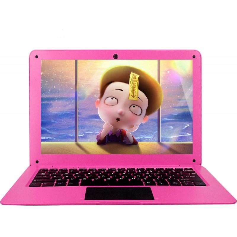 "10.1"" Notebook Tocosy, 2GB RAM / 32GB HDD / Windows 10, růžová Tocosy"