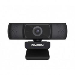 Webkamera EKACOM 1080p Full HD, černá