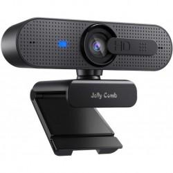 Webkamera Jelly Comb H606 Full HD 1080p, černá