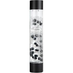 Náhradní láhev k výrobníku sody Levivo Fruit & Fun - 1L, černá