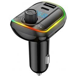 Bluetooth FM transmiter Aigital T829, černá