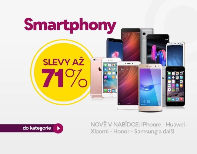 Smartphony az -71 %
